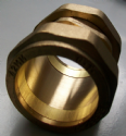 42mm Brass Compression Slip Coupling - 24902197